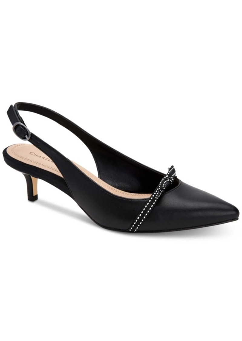 Charter Club Gilla Heels, Created for Macy's Women's Shoes