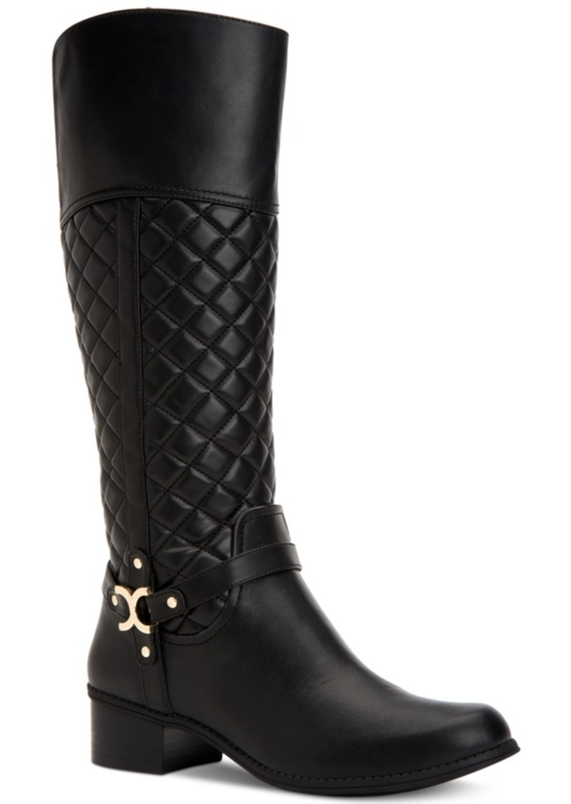 Charter Club Helenn Riding Boots, Created for Macy's Women's Shoes