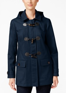Charter Club Hooded Toggle Coat, Only at Macy's