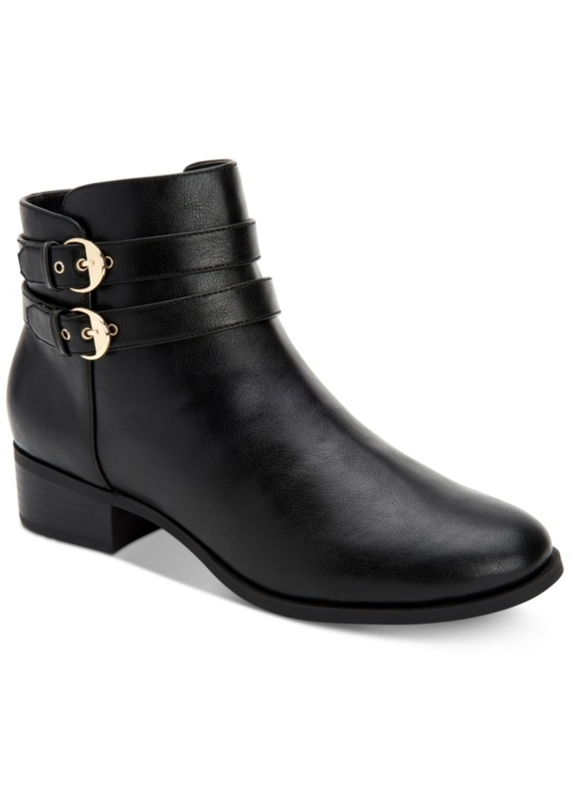 Charter Club Jaimee Booties, Created for Macys Women's Shoes