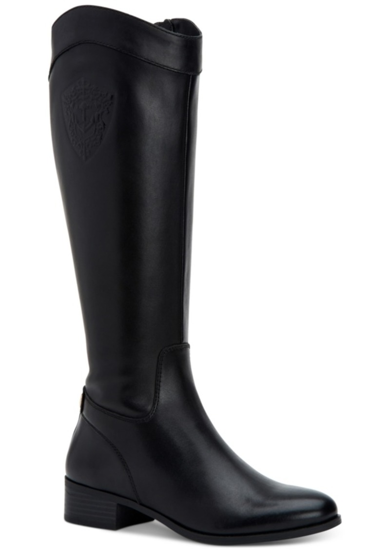 Charter Club Jeanola Wide-Calf Riding Boots, Created For Macy's Women's Shoes