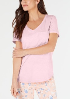 Charter Club Knit Pajama Top, Created for Macy's