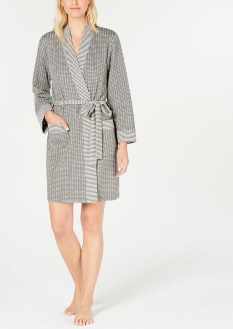 Charter Club Knit Robe, Created for Macy's