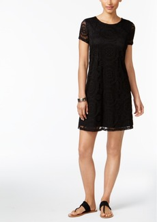 Charter Club Lace Dress, Created for Macy's