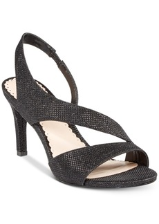 Charter Club Lailah Asymmetrical Evening Sandals, Created for Macy's Women's Shoes