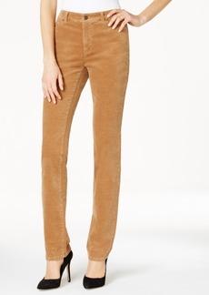 Charter Club Lexington Corduroy Straight-Leg Pants, Only at Macy's