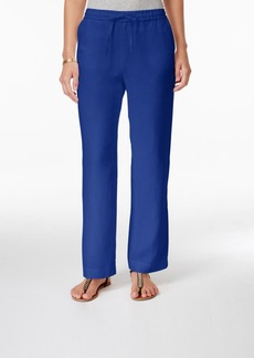 Charter Club Linen Pants, Created for Macy's
