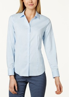 Charter Club Long-Sleeve Shirt, Created for Macy's