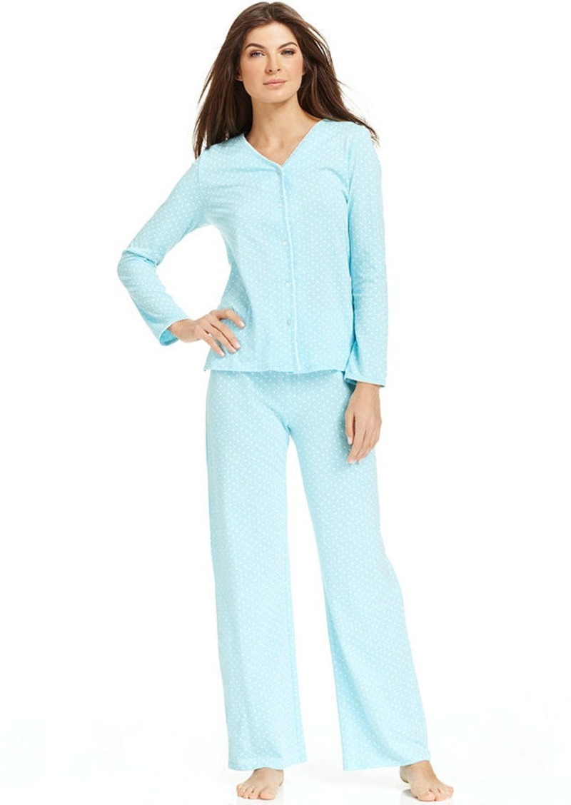 Charter Club Long Sleeve Top and Pajama Pants