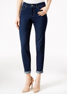 Charter Club Lyon Wash Boyfriend Jeans, Only at Macy's