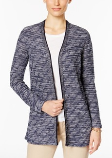Charter Club Marled Cardigan, Only at Macy's