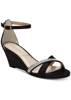 Charter Club Mcalister Wedge Evening Sandals, Created For Macy's Women's Shoes