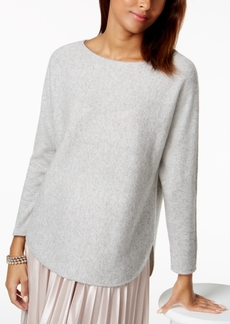 Charter Club Metallic Boat-Neck Sweater, Only at Macy's