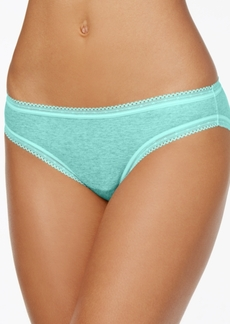 Charter Club Modern Essentials Lace-Trim Bikini, Only at Macy's