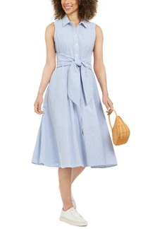 Charter Club Mommy & Me Cotton Seersucker Shirtdress, Created for Macy's