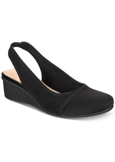 Charter Club Nora Slingback Wedges, Created for Macy's Women's Shoes