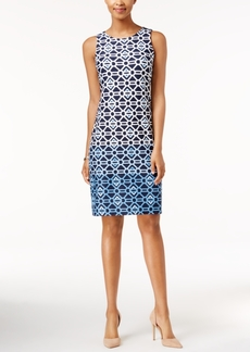 Charter Club Ombre Shift Dress, Only at Macy's