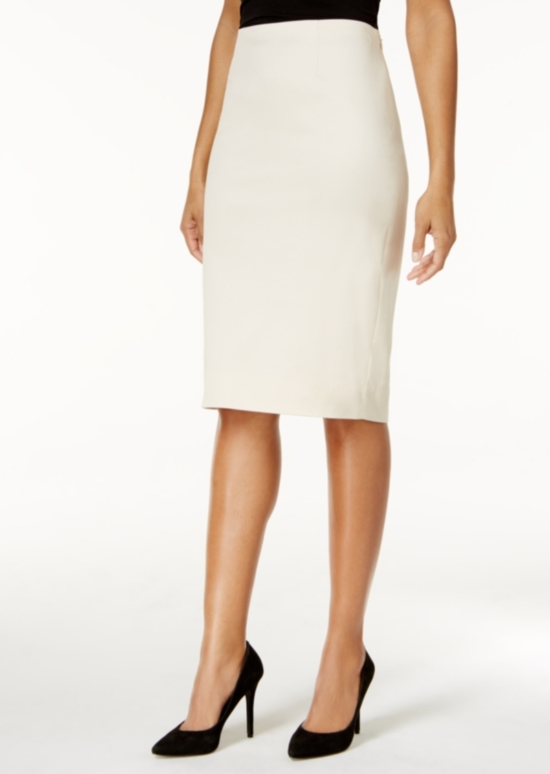 charter club charter club pencil skirt only at macy s