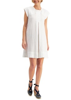 Charter Club Petite Bow-Back A-Line Dress, Created for Macy's