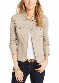 Charter Club Petite Denim Jacket, Created for Macy's