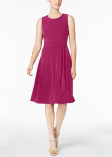 Charter Club Petite Knit A-Line Dress, Created for Macy's