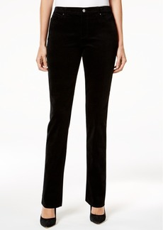 Charter Club Petite Lexington Corduroy Straight-Leg Pants, Created for Macy's