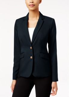 Charter Club Petite Two-Button Blazer, Only at Macy's