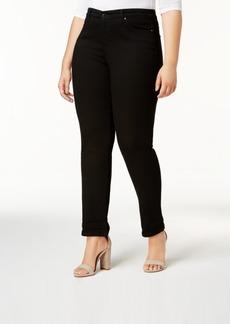 Charter Club Plus Size Boyfriend Jeans, Created for Macy's