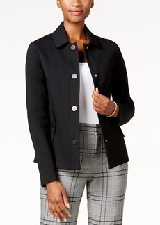 Charter Club Ponte Knit Jacket, Created for Macy's