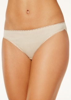 Charter Club Pretty Cotton Bikini, Only at Macy's