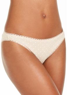 Charter Club Pretty Cotton Bikini Underwear, Created for Macy's