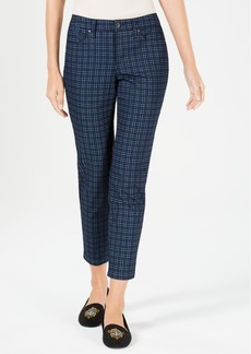 Charter Club Bristol Printed Ankle Jeans, Created for Macy's