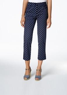 Charter Club Printed Capri Pants, Only at Macy's