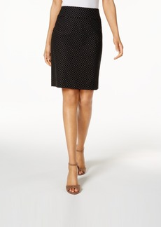 Charter Club Printed Pull-On Skort, Only at Macy's