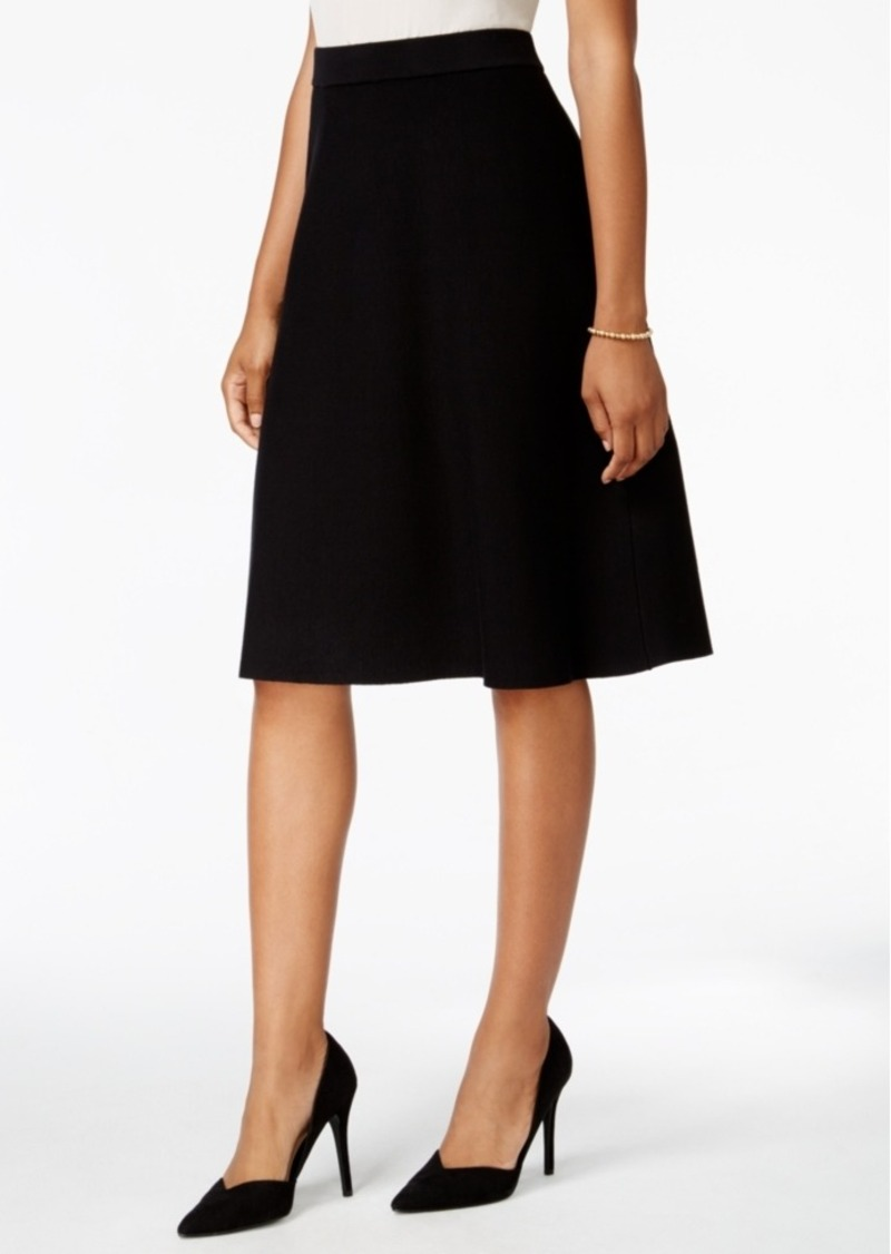 charter club charter club pull on a line skirt only at