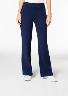 Charter Club Pull-On Bootcut Pants, Only at Macy's