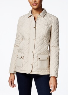 Charter Club Quilted Jacket, Only at Macy's