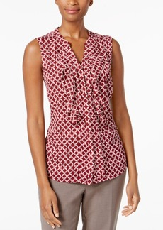 Charter Club Ruffled Blouse, Created for Macy's