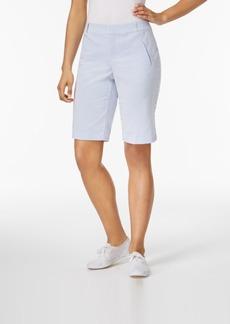 Charter Club Seersucker Bermuda Shorts, Only at Macy's