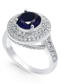 Charter Club Pave Stone Halo Ring, Created for Macy's
