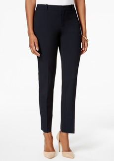 Charter Club Slim-Leg Ankle Pants, Created for Macy's