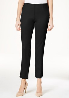 Charter Club Slim-Leg Ankle Pants, Only at Macy's