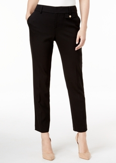 Charter Club Solid Coin Pocket Slim Ankle Pant, Only at Macy's