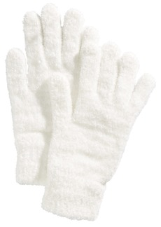 Charter Club Solid Chenille Gloves, Created For Macy's