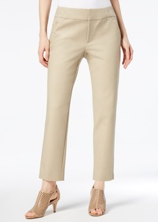 Charter Club Straight-Leg Ankle Pants, Created for Macy's