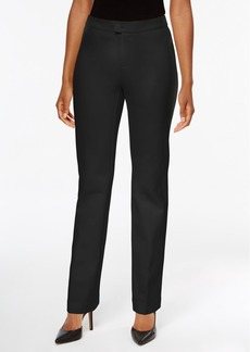 Charter Club Straight-Leg Pants, Created for Macy's
