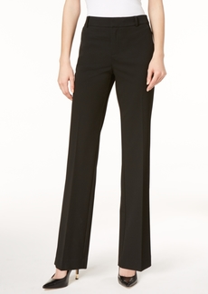 Charter Club Straight-Leg Trousers, Created for Macy's