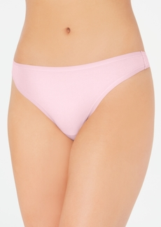 Charter Club Supima Cotton Thong Underwear, Created for Macy's