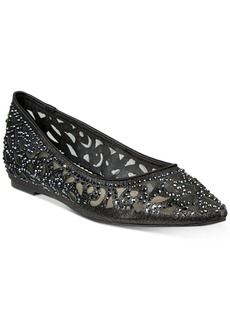 Charter Club Tonina Pointed-Toe Flats, Created for Macy's Women's Shoes