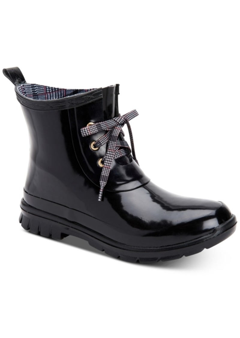 Charter Club Traynor Rain Booties, Created For Macy's Women's Shoes